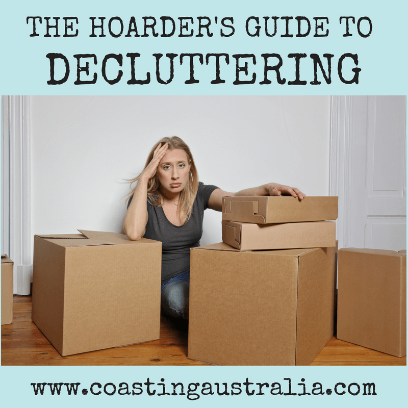 The Hoarder's Guide to Decluttering