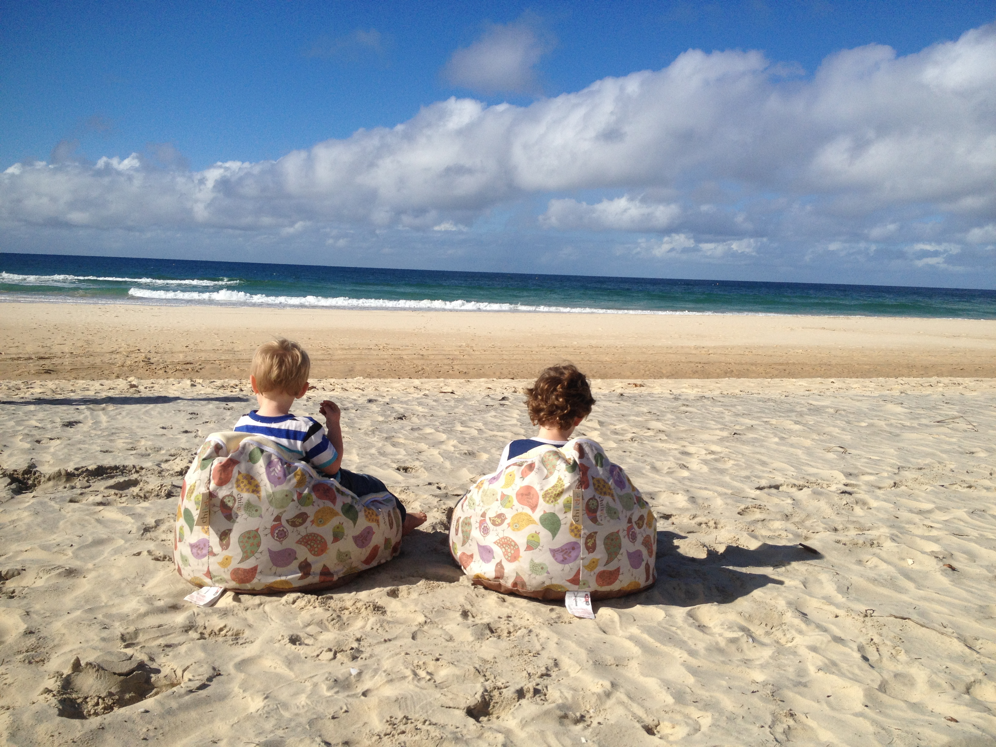 Chibebe Bean Bags – The Perfect Kids' Travel Companion