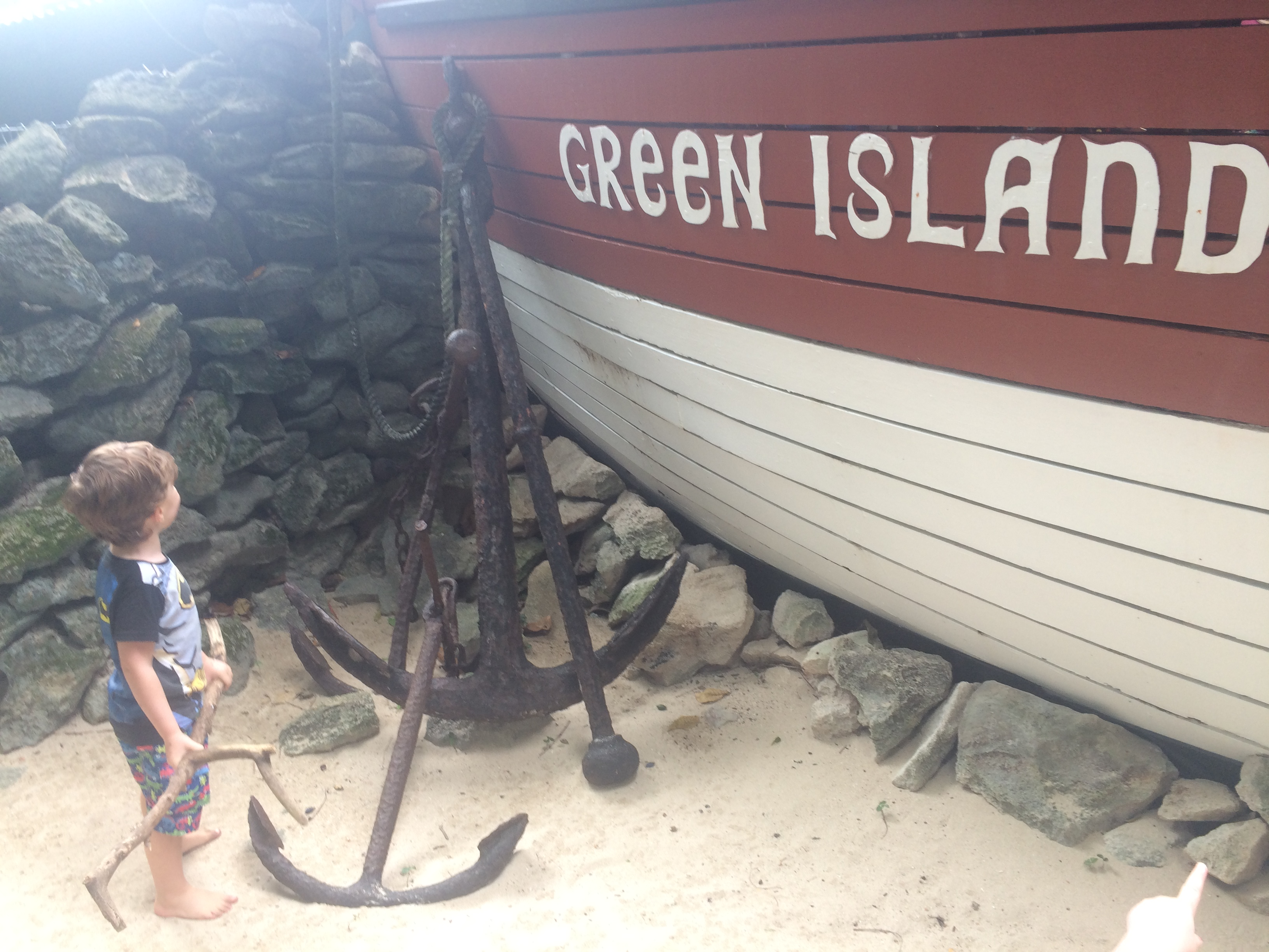 Green Island with kids – an all weather adventure