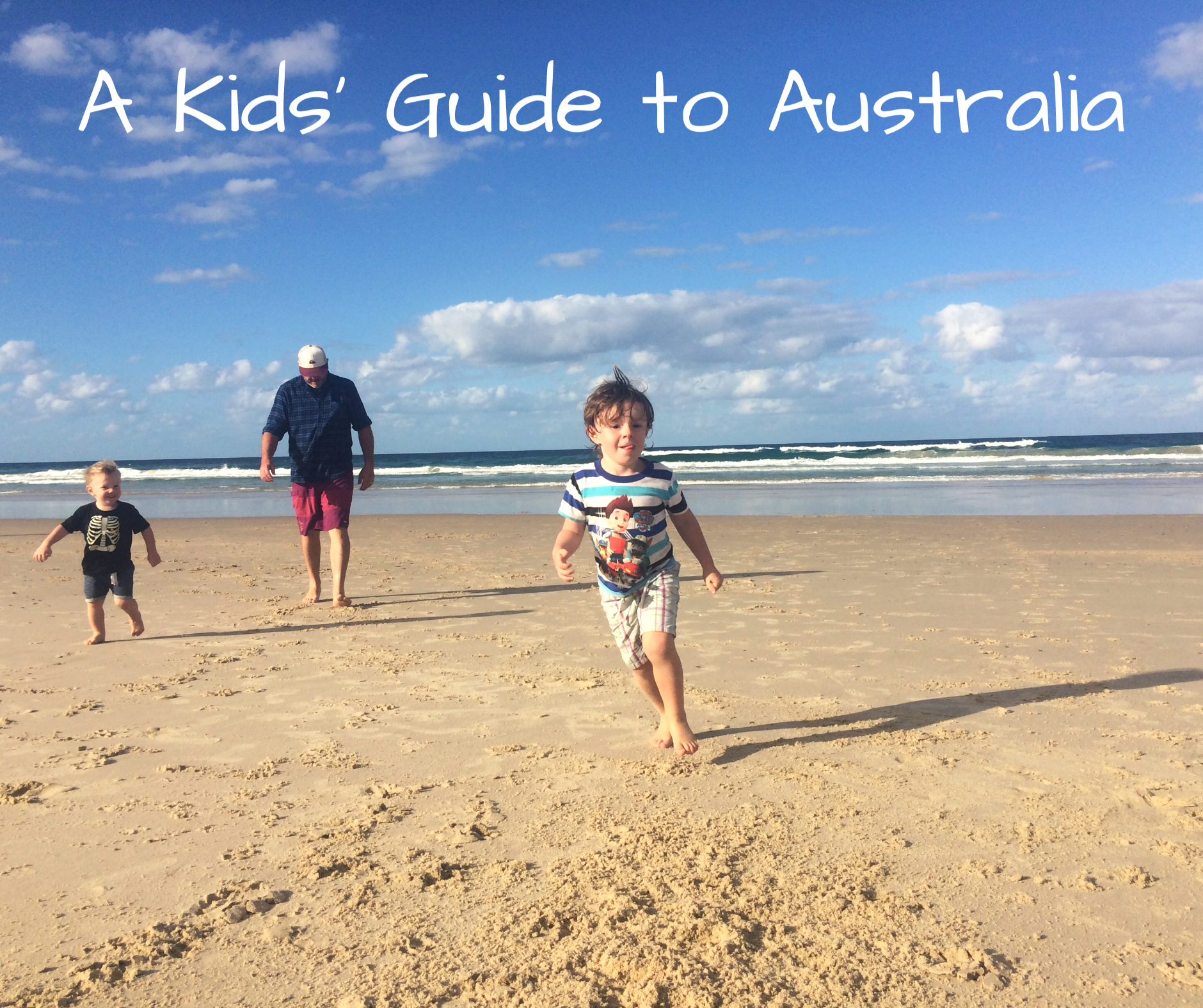 A Kids' Guide to Australia