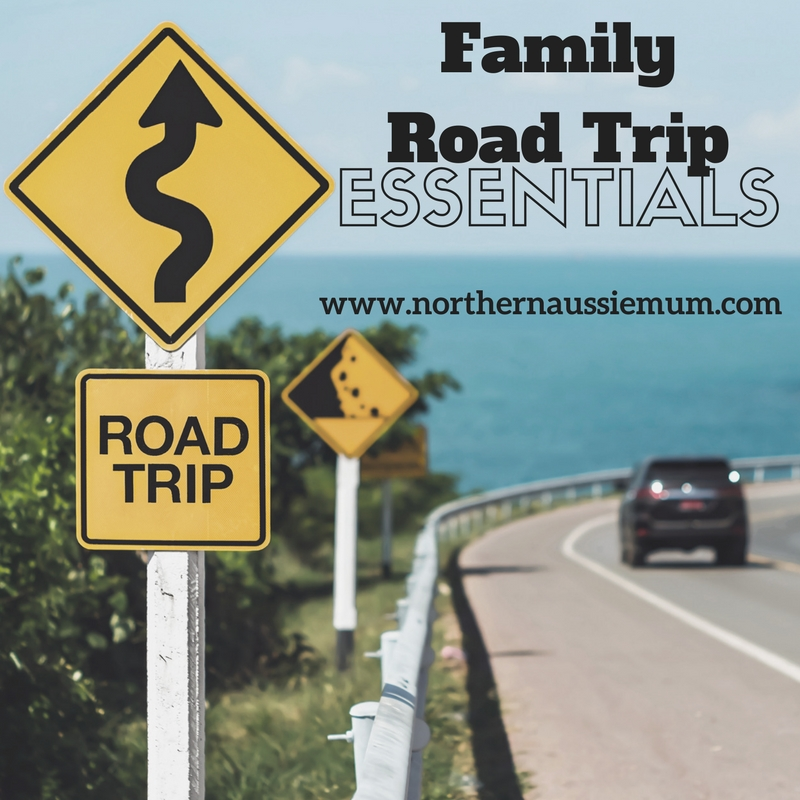 Family Road Trip Essentials – Plus FREE printable checklist!