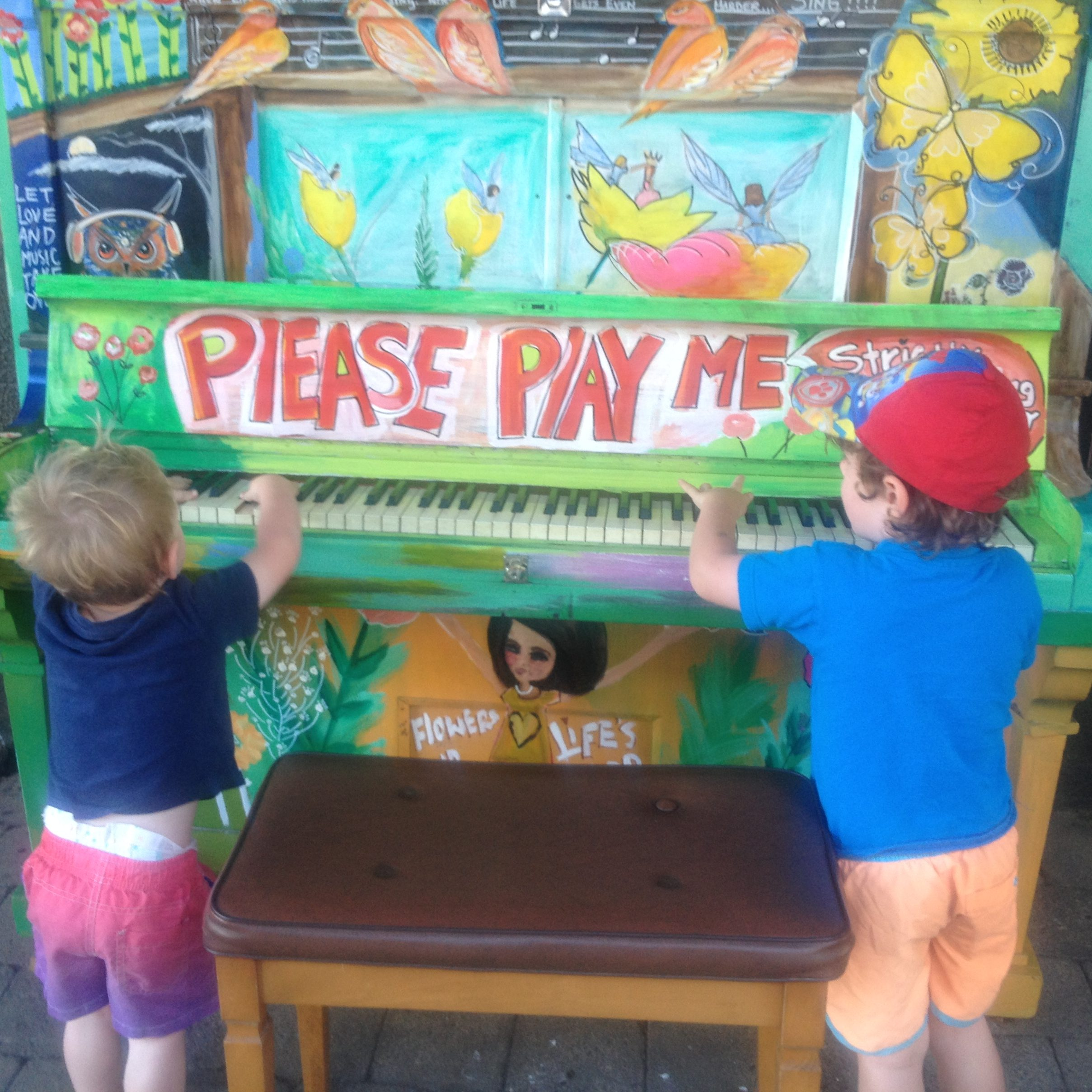 Eumundi Markets – Sunshine Coast – our kid friendly favourites!