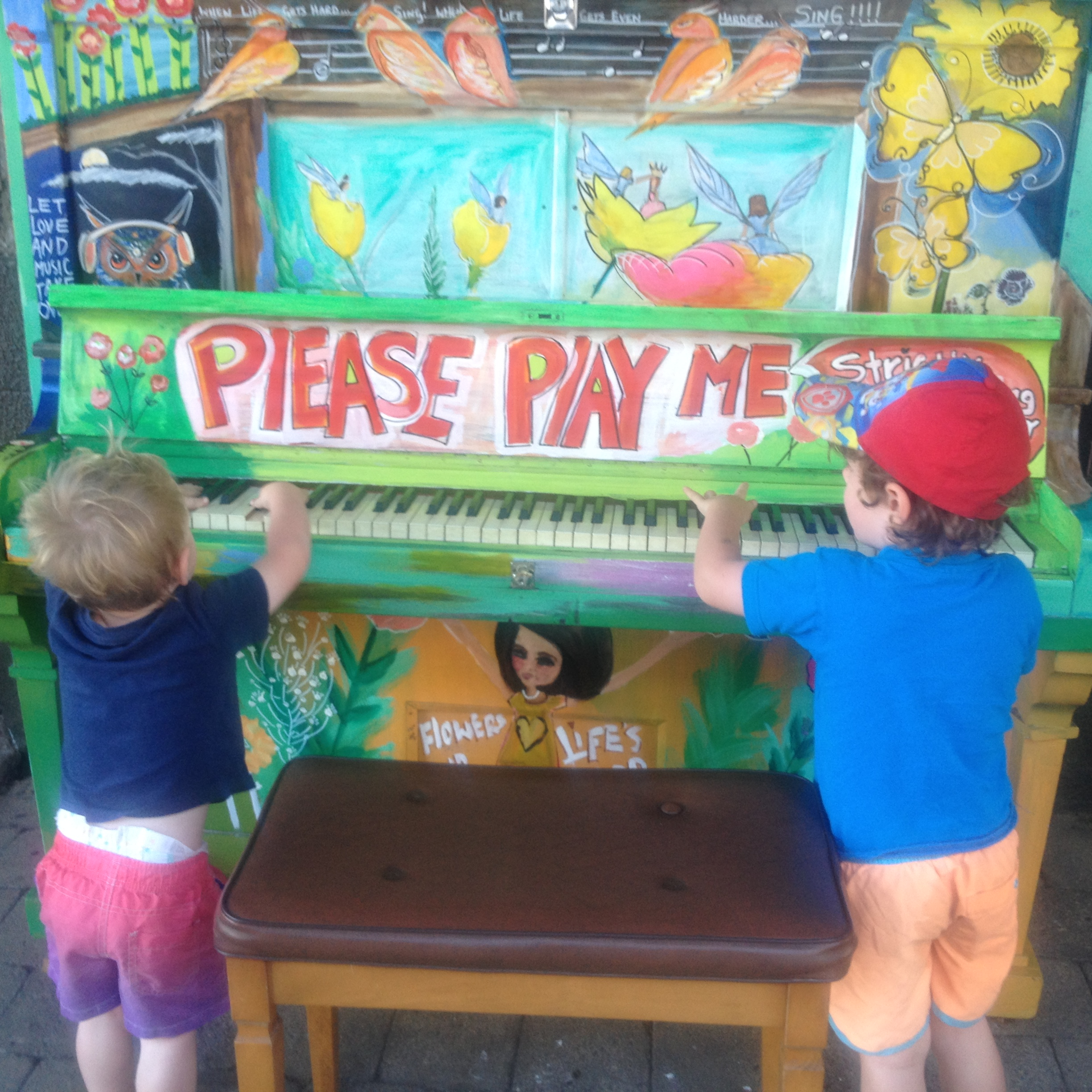 Eumundi Markets – Sunshine Coast – our kid friendly favourites!