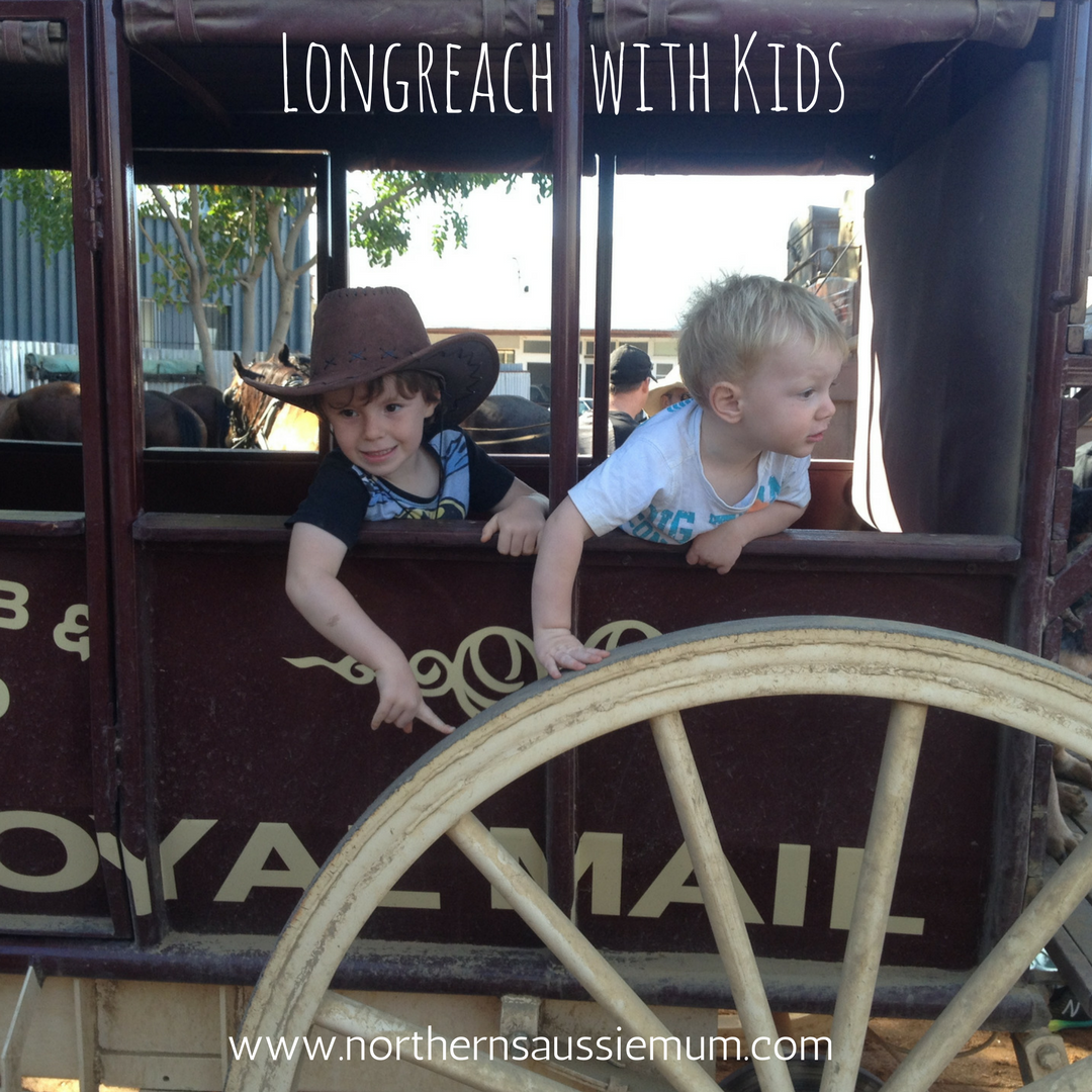 Longreach with Kids – Our Favourite Family Activities