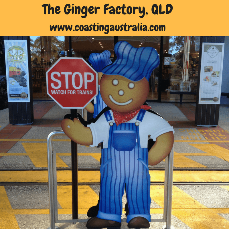 The Ginger Factory – Sunshine Coast, Queensland
