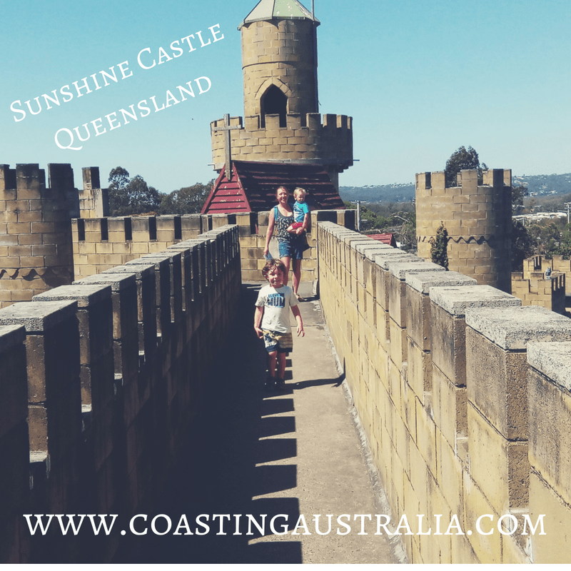 Sunshine Castle – Bli Bli – Medieval Fun on the Sunshine Coast