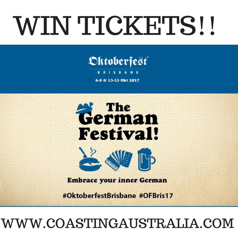 Oktoberfest Brisbane – The German Festival – Win Tickets!