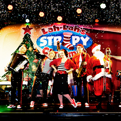 Santa's Got a Brand New Groove and Lah-Lah is Bringing Him to Sydney!
