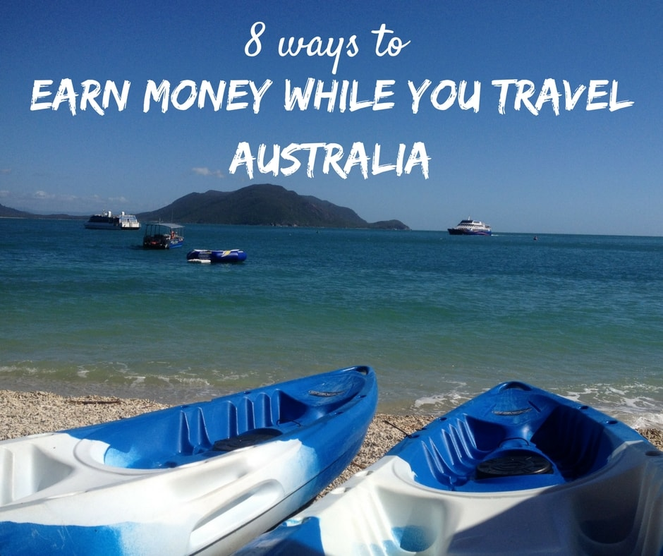 How to Make Money While Travelling Australia – Hit the Road Plan – Week Four