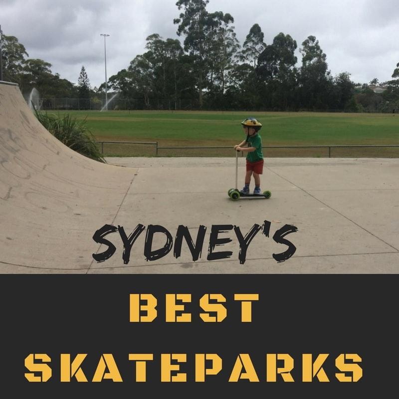 Sydney's Best Skate Parks
