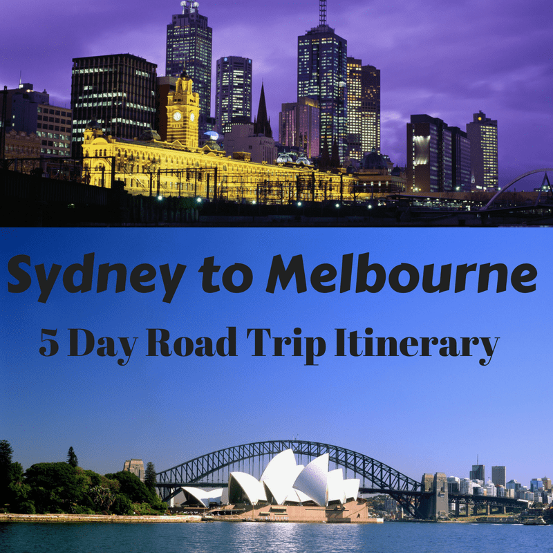 Sydney to Melbourne 5 Day Itinerary – Submarines, Bushrangers, Gold and Go-Karts!