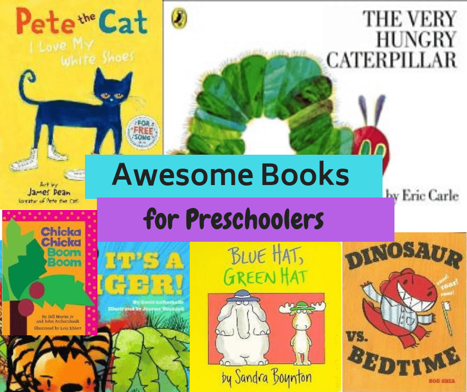 Our Favourite Books for Preschoolers