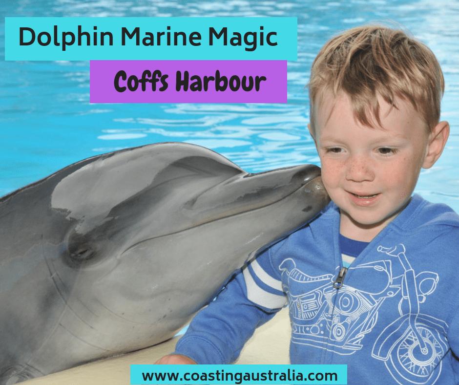 Dolphin Marine Magic – Coffs Harbour