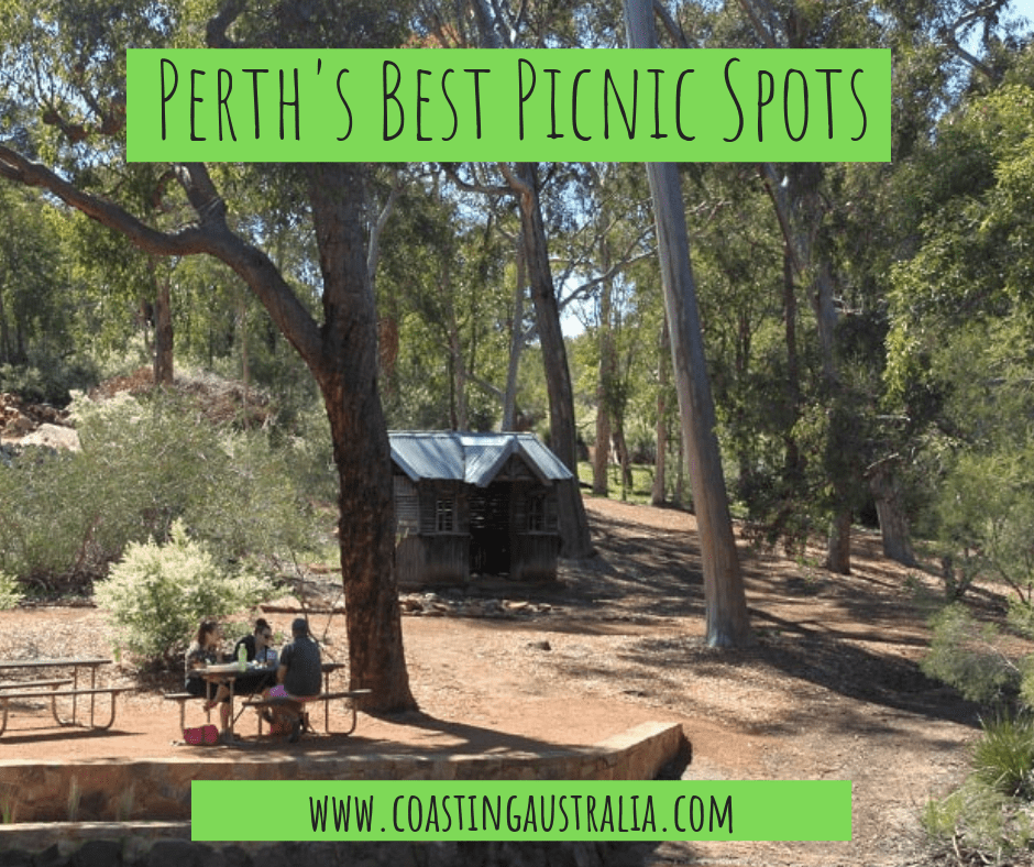 The Best Perth Picnic Spots with Kids
