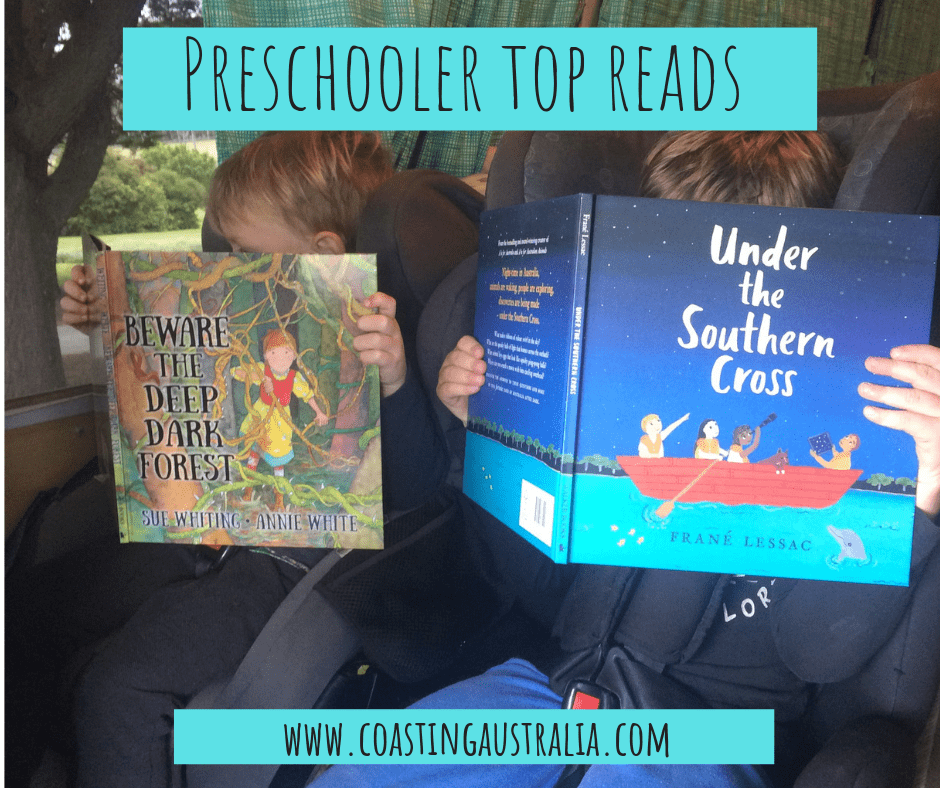 Preschooler Top Reads – Great Aussie Books for Early Readers