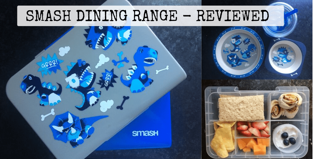 New travel lunch boxes! Smash Kids' Bento Bite Lunch Box – Reviewed