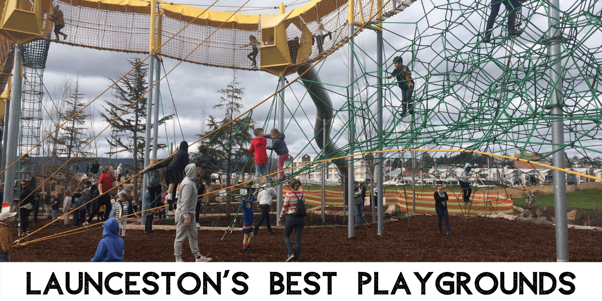 Launceston Playgrounds – Places to Play in Tasmania
